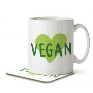 Vegan – Mug and Coaster