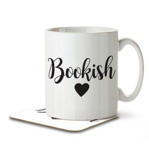 Bookish – Mug and Coaster
