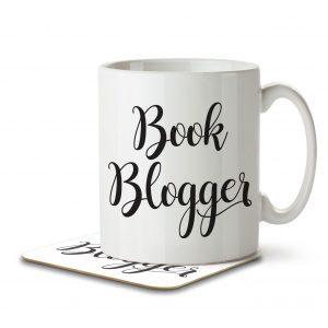 Book Blogger – Mug and Coaster