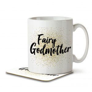 Fairy Godmother – Mug and Coaster
