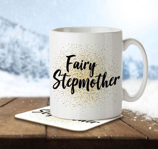 Fairy Stepmother - Mug and Coaster - MNC MUM 091 ENV