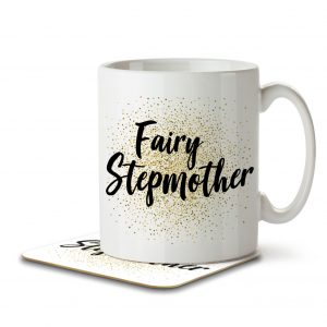 Fairy Stepmother – Mug and Coaster
