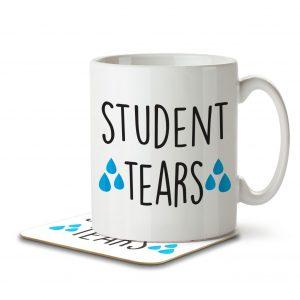 Student Tears – Mug and Coaster