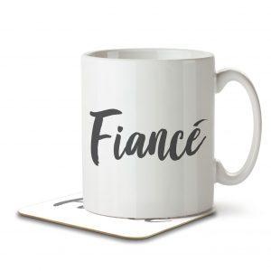 Fiance – Mug and Coaster