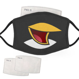 Happy Face – Penguin Design – Adult Face Masks – 2 Filters Included